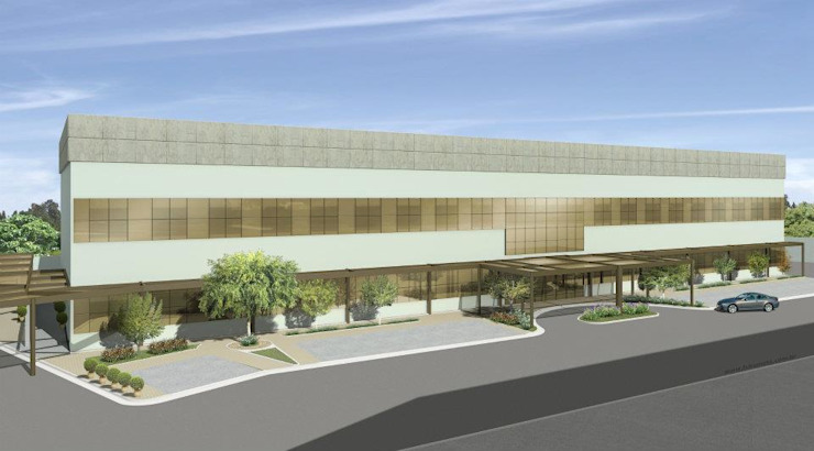 Flexform centro Administrativo Espaços comerciais modernos por GNC arquitetura e interiores Moderno