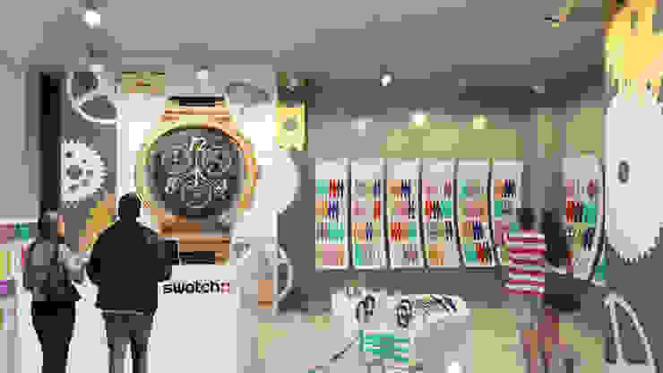 Swatch de NOGARQ C.A. Moderno