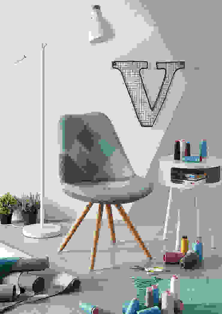 Cadeiras Chairs por Intense mobiliário e interiores; Moderno