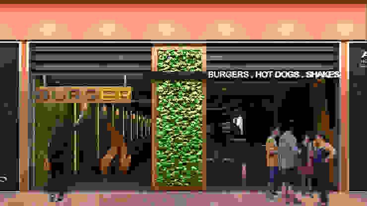 Burger NOGARQ C.A. Restaurantes