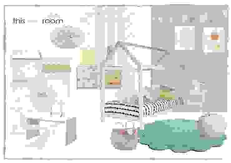 Mood Mariana por This Little Room Escandinavo