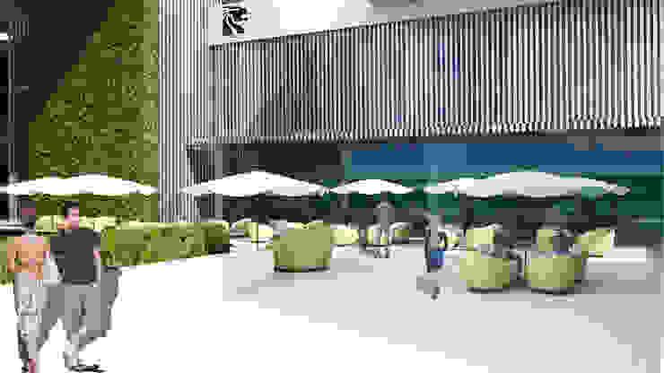 Leiros Hotel de NOGARQ C.A. Moderno