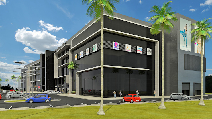 Royal Business Center de NOGARQ C.A. Moderno