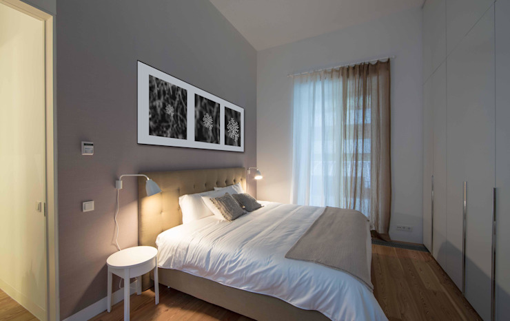 Modern style bedroom by Architect Your Home Modern