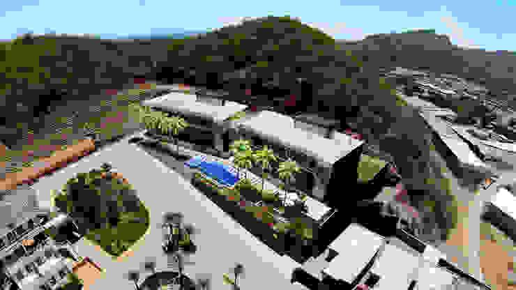 Lomas del Encanto 3ra Etapa NOGARQ C.A. Casas modernas