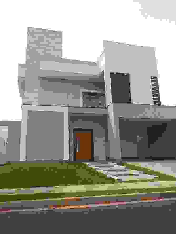 casa moderna Damha por Renata Prata Studio