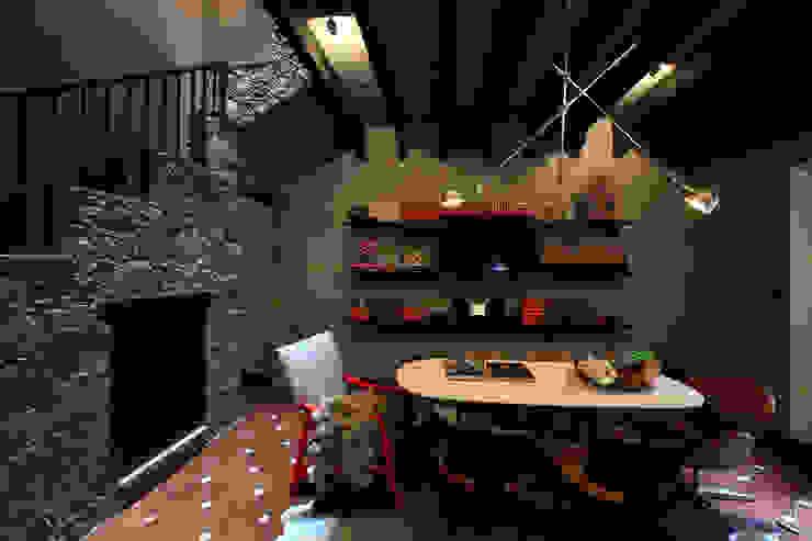 Comedores de estilo moderno de Germán Velasco Arquitectos Moderno