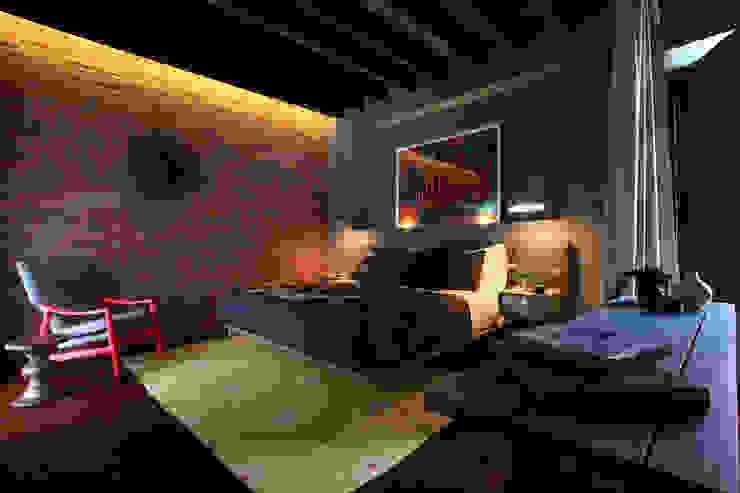 Cuartos de estilo moderno de Germán Velasco Arquitectos Moderno