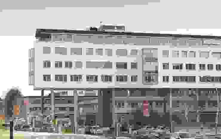 Wohninvest_001 Moderne Bürogebäude von PFERSICH Büroeinrichtungen GmbH Modern