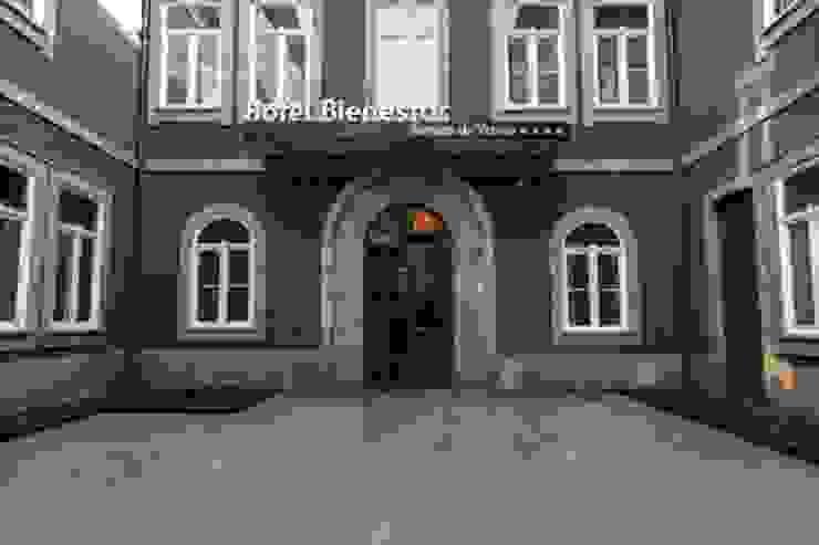 Hotel Bienestar Termas de Vizela Casas modernas por Rb - representações Moderno