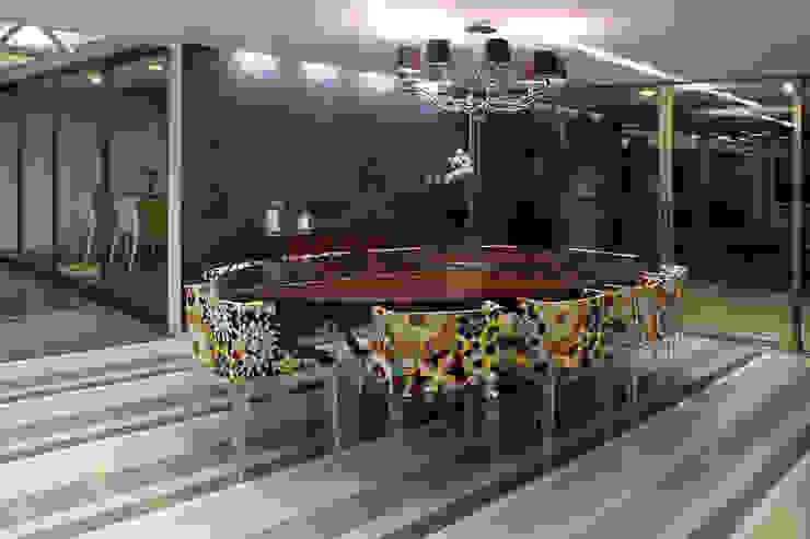 Casa Begalg Comedores modernos de DIN Interiorismo Moderno