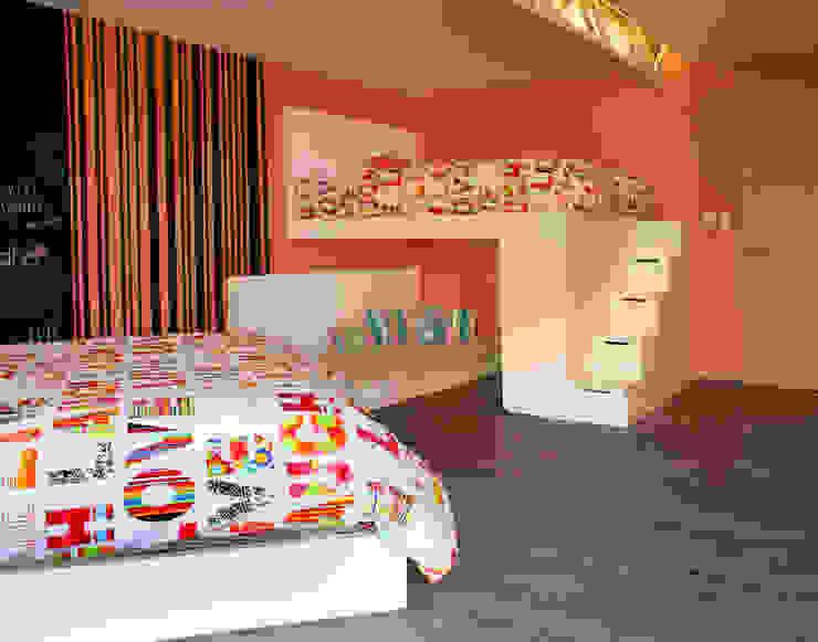 Casa Begalg Dormitorios infantiles modernos de DIN Interiorismo Moderno