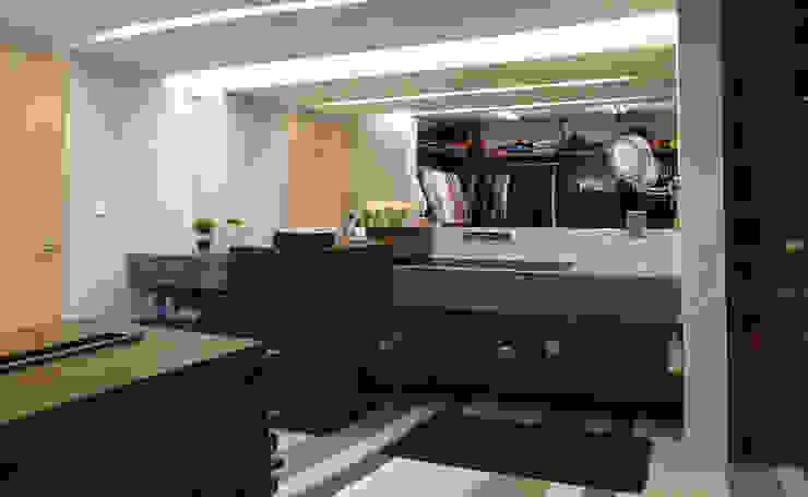 Casa Begalg Baños modernos de DIN Interiorismo Moderno