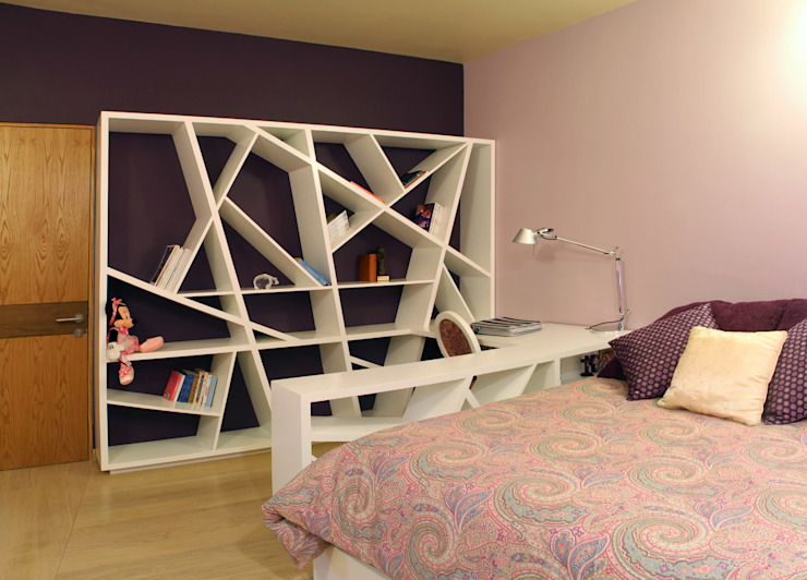 Casa Uliva Dormitorios infantiles modernos de DIN Interiorismo Moderno