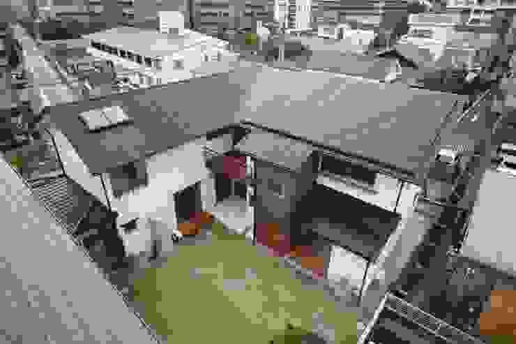 西新の家 日本家屋・アジアの家 の AMI ENVIRONMENT DESIGN/アミ環境デザイン 和風