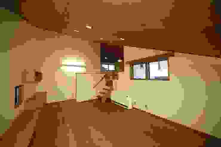 西新の家 和風デザインの リビング の AMI ENVIRONMENT DESIGN/アミ環境デザイン 和風