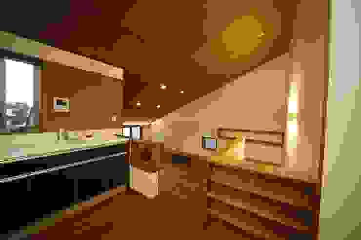 西新の家 和風デザインの ダイニング の AMI ENVIRONMENT DESIGN/アミ環境デザイン 和風