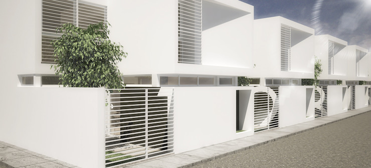 Houses by RRA Arquitectura,