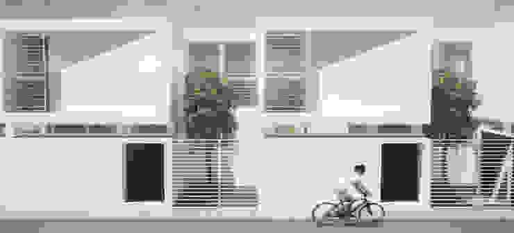 5 Casas Casas de estilo minimalista de RRA Arquitectura Minimalista