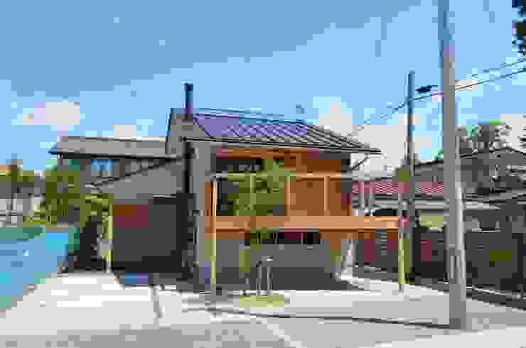 あつみづのいえ インダストリアルな 家 の 清建築設計室/SEI ARCHITECT インダストリアル