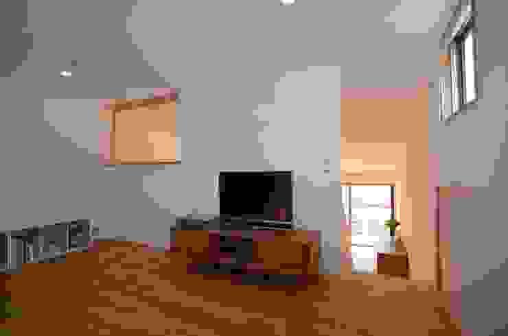 あつみづのいえ インダストリアルデザインの リビング の 清建築設計室/SEI ARCHITECT インダストリアル