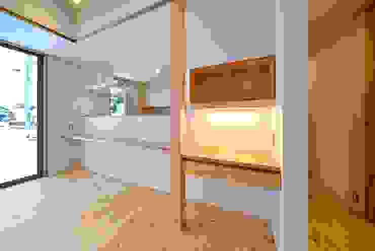 米沢・徳町の家 モダンデザインの 書斎 の 清建築設計室/SEI ARCHITECT モダン