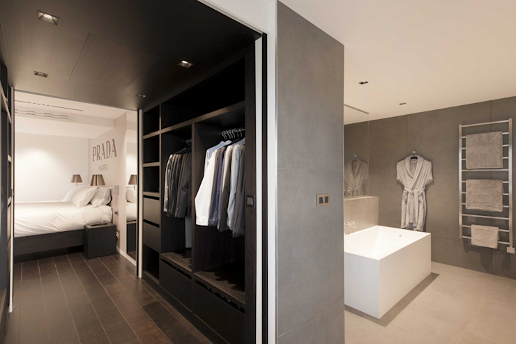 Dressing room by réHome,