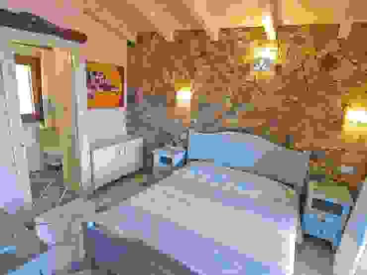 غرفة نوم تنفيذ Arredamenti di qualita' Bruno Mandis