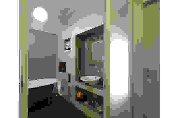 STUDIO DI ARCHITETTURA RAFFIN Modern bathroom