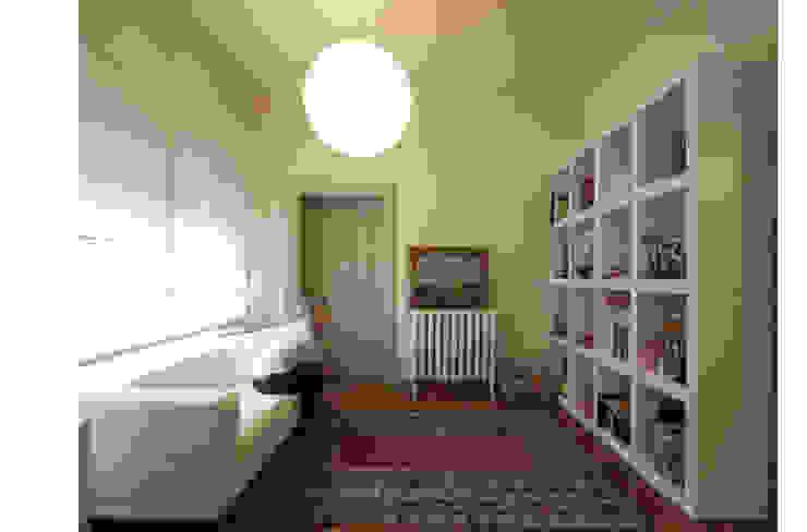 STUDIO DI ARCHITETTURA RAFFIN Living roomLighting