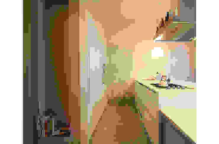 STUDIO DI ARCHITETTURA RAFFIN Minimalist kitchen