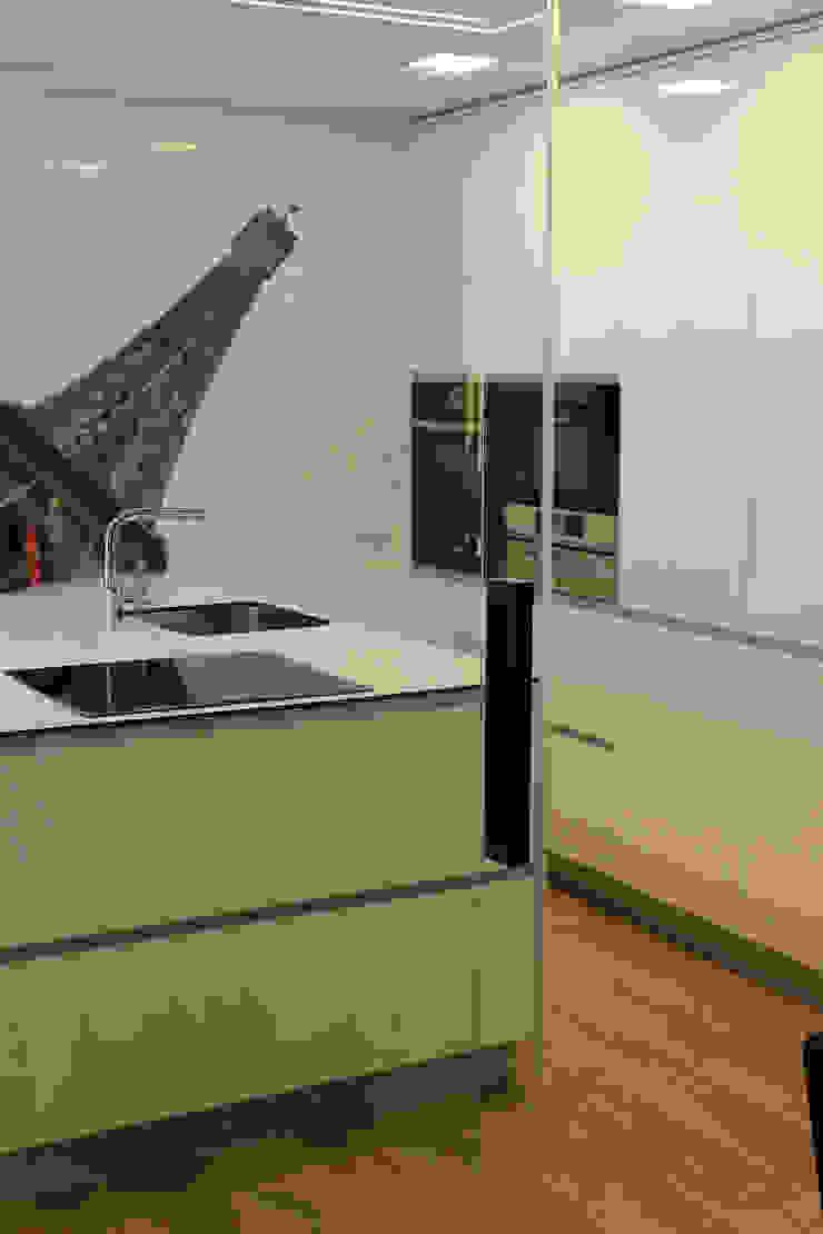 Vivienda Ciudades Cocinas de estilo moderno de Danma Design Moderno Cerámico