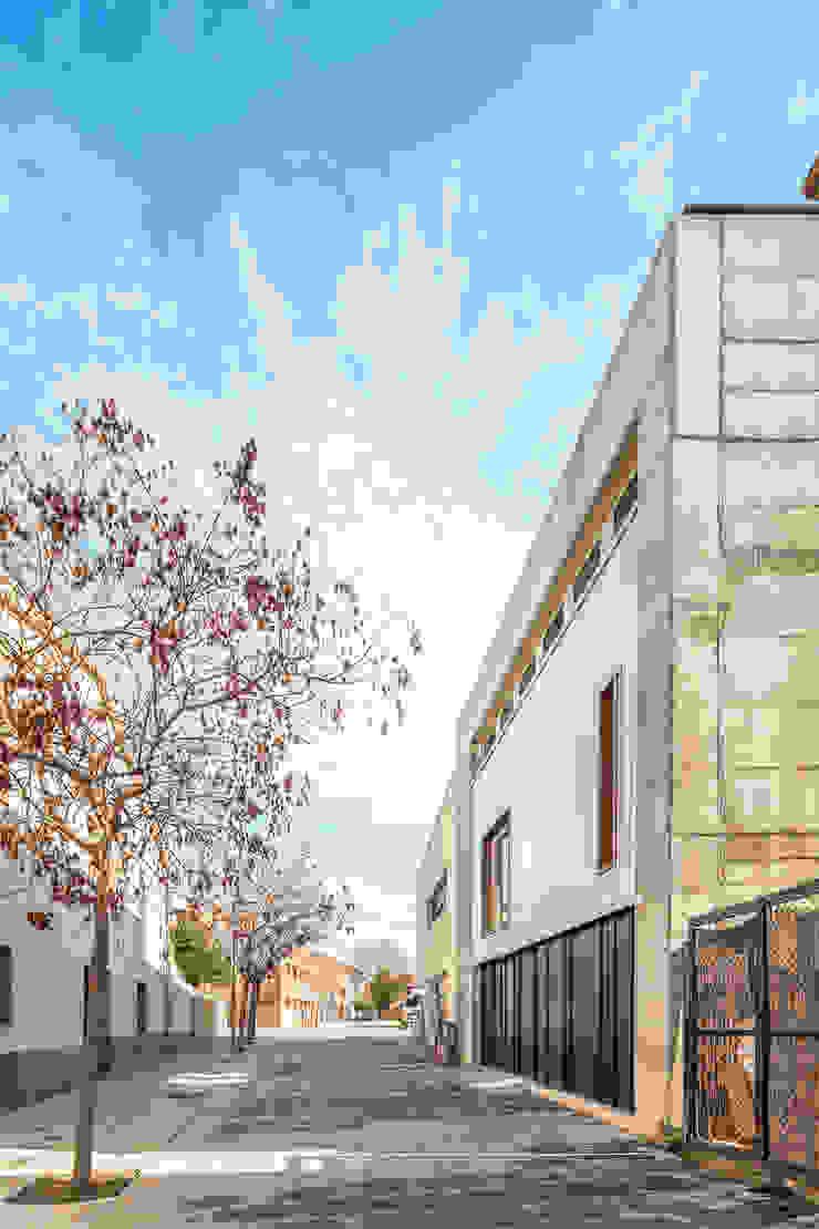 SAU-MIGDIA-HOUSE Casas de estilo moderno de Andres Flajszer Photography Moderno