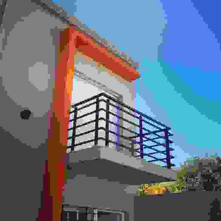 Terrazas de estilo  por Brarda Roda Arquitectos