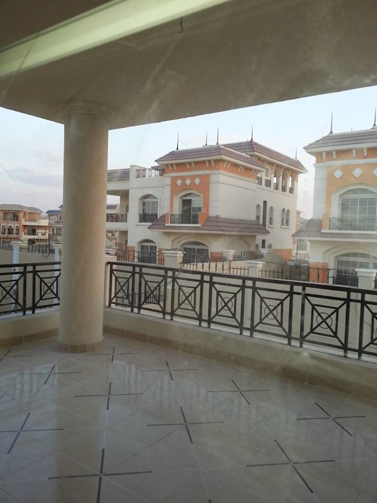 Construcción villa JH Arquitectos RUIZ