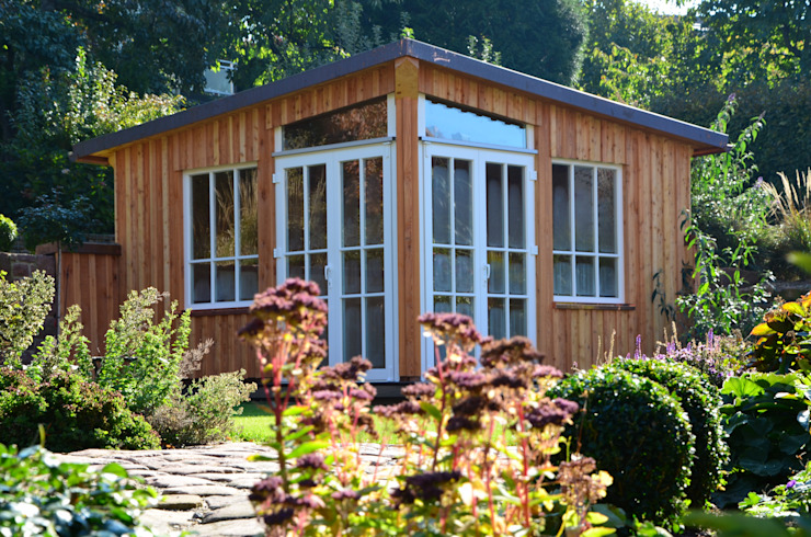Garten Lounge Fang Interior Design Modern Garden