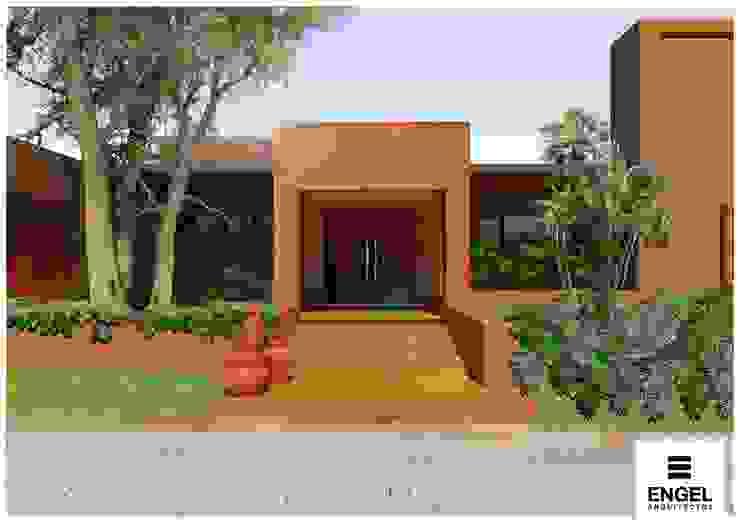 Modern home by ENGEL arquitectos Modern