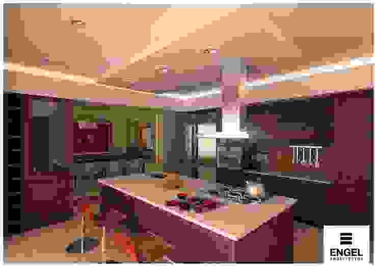 by ENGEL arquitectos Modern