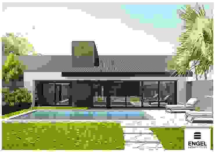Casa – Quincho de ENGEL arquitectos