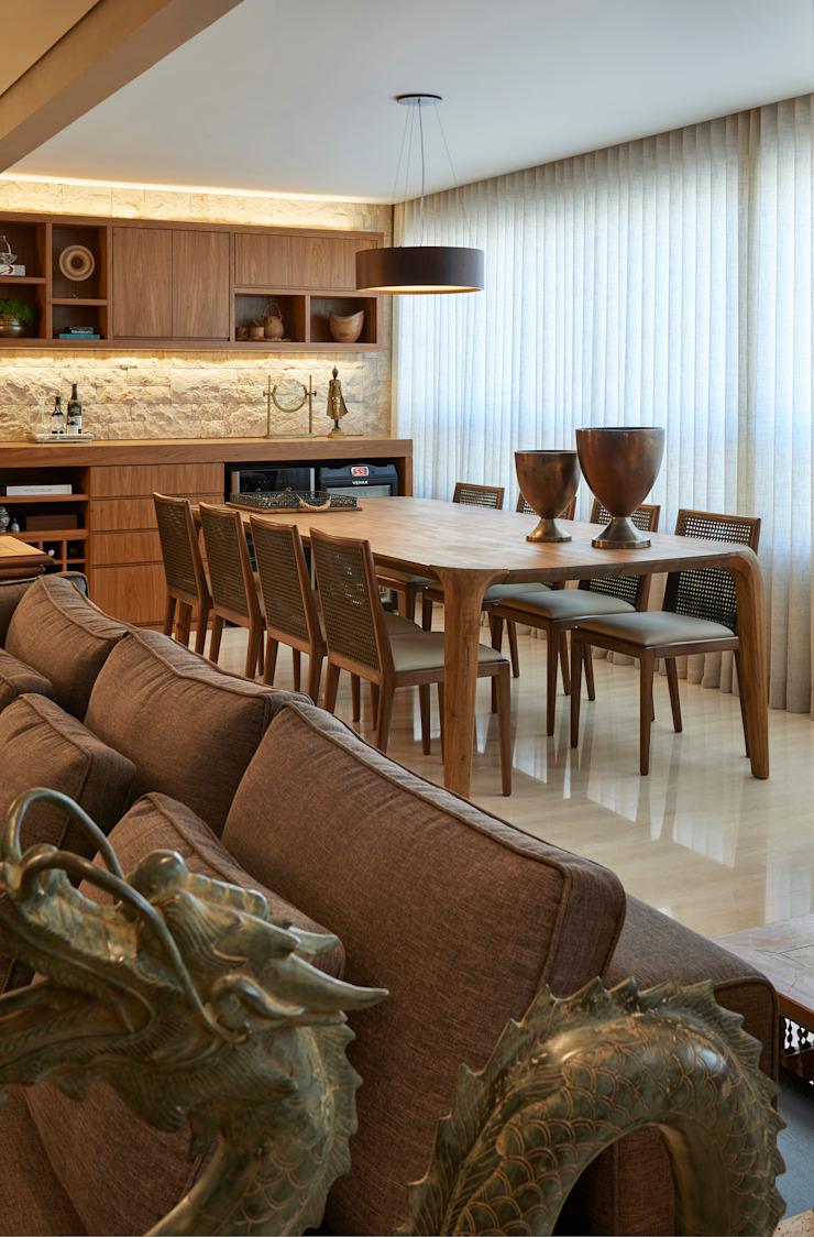 Varanda Varandas, alpendres e terraços modernos por Juliana Goulart Arquitetura e Design de Interiores Moderno