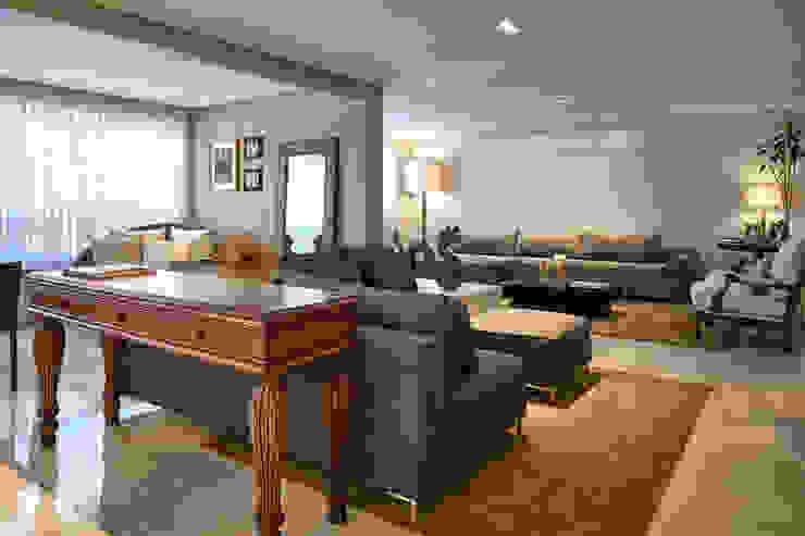 Estar- Home Salas de estar modernas por Juliana Goulart Arquitetura e Design de Interiores Moderno