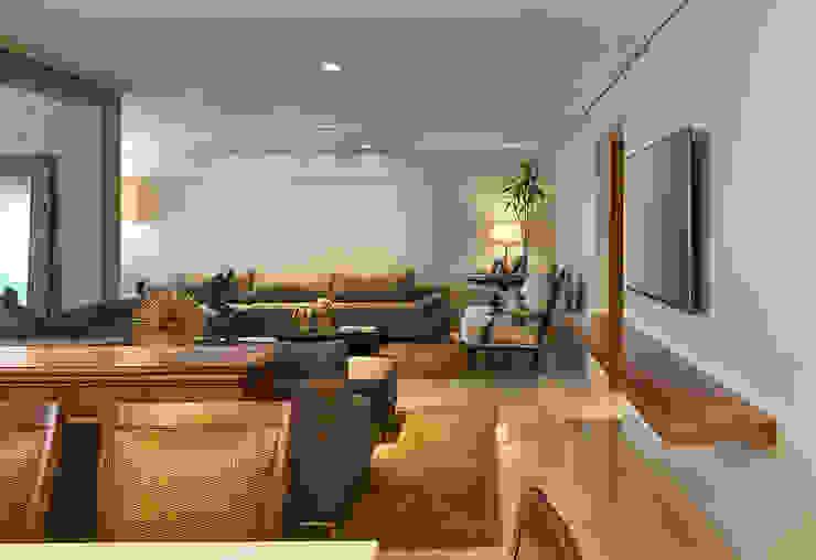 Estar Home Salas de estar modernas por Juliana Goulart Arquitetura e Design de Interiores Moderno