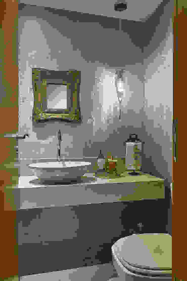 Lavabo Banheiros modernos por Juliana Goulart Arquitetura e Design de Interiores Moderno