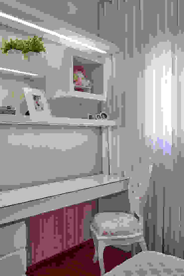 Quarto da Filha Quarto infantil moderno por Juliana Goulart Arquitetura e Design de Interiores Moderno
