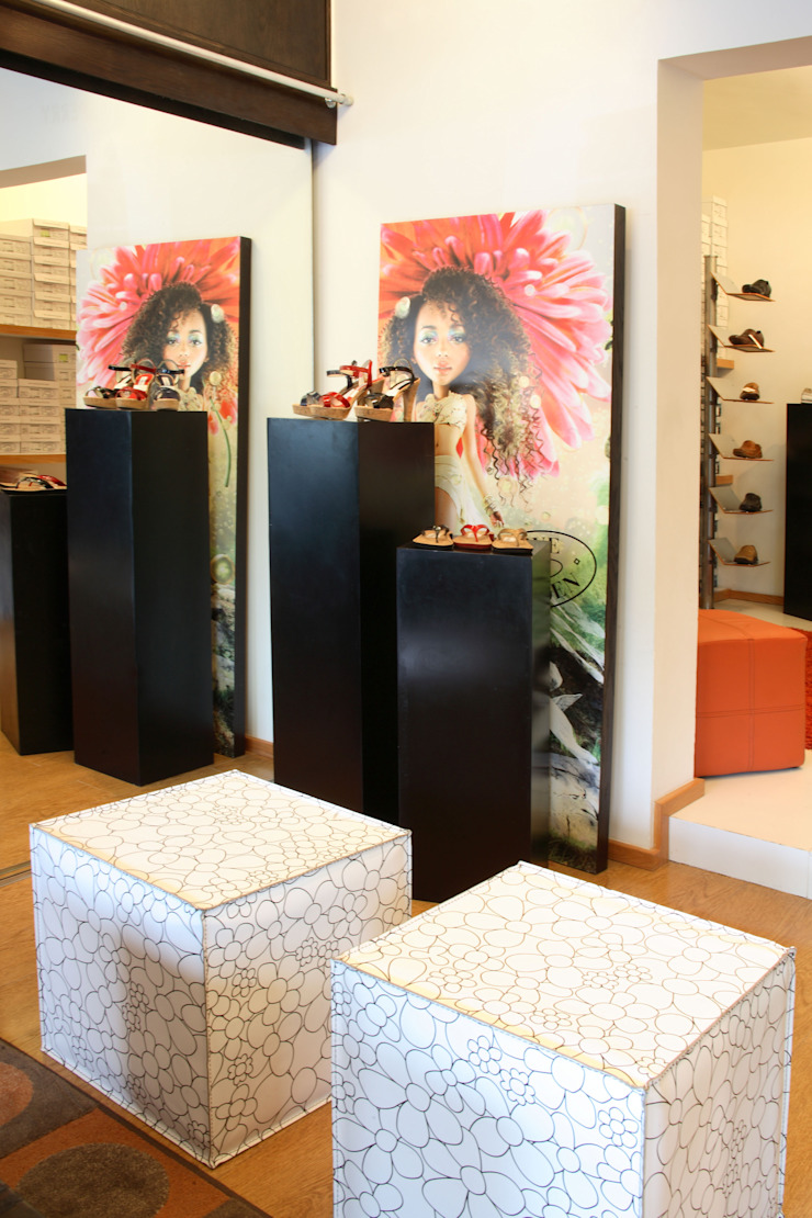 Dic & Co Salones modernos de DIN Interiorismo Moderno