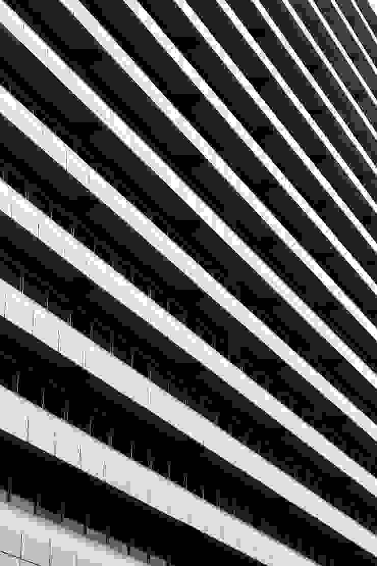 Horizontals Gabriel Gomez Photography Casas de estilo minimalista Metal Blanco