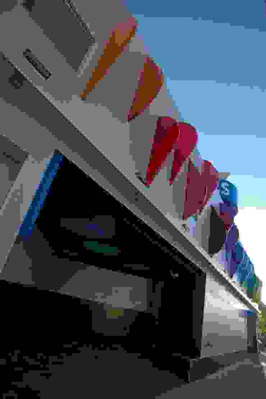 Hotel Ke Color Casas modernas de DIN Interiorismo Moderno