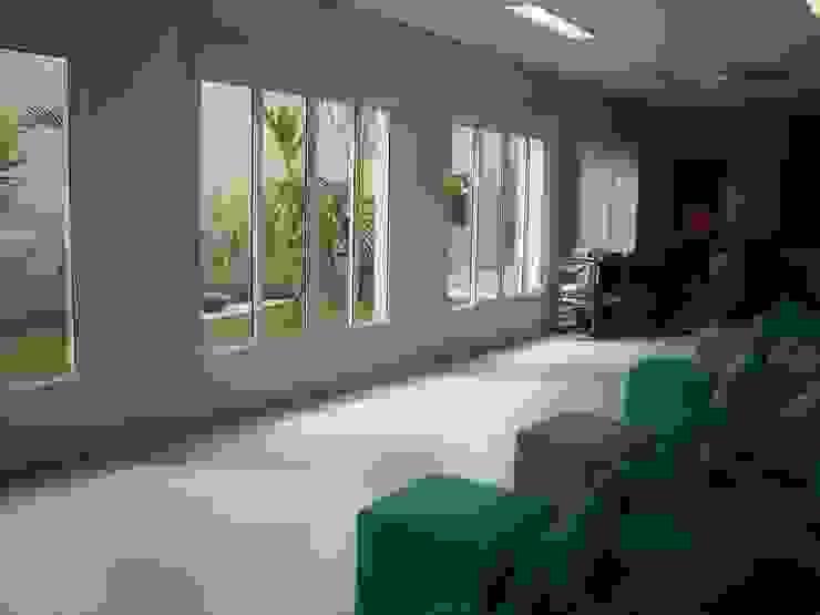 Sala de tratamento Hospitais modernos por Habitat Arquitetos Moderno