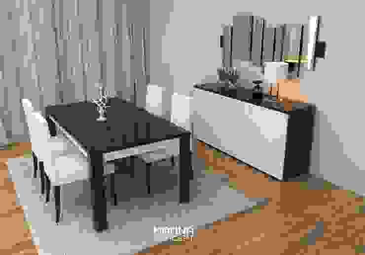 Sala de Jantar ARENA16 por MARINA CONCEPT Moderno