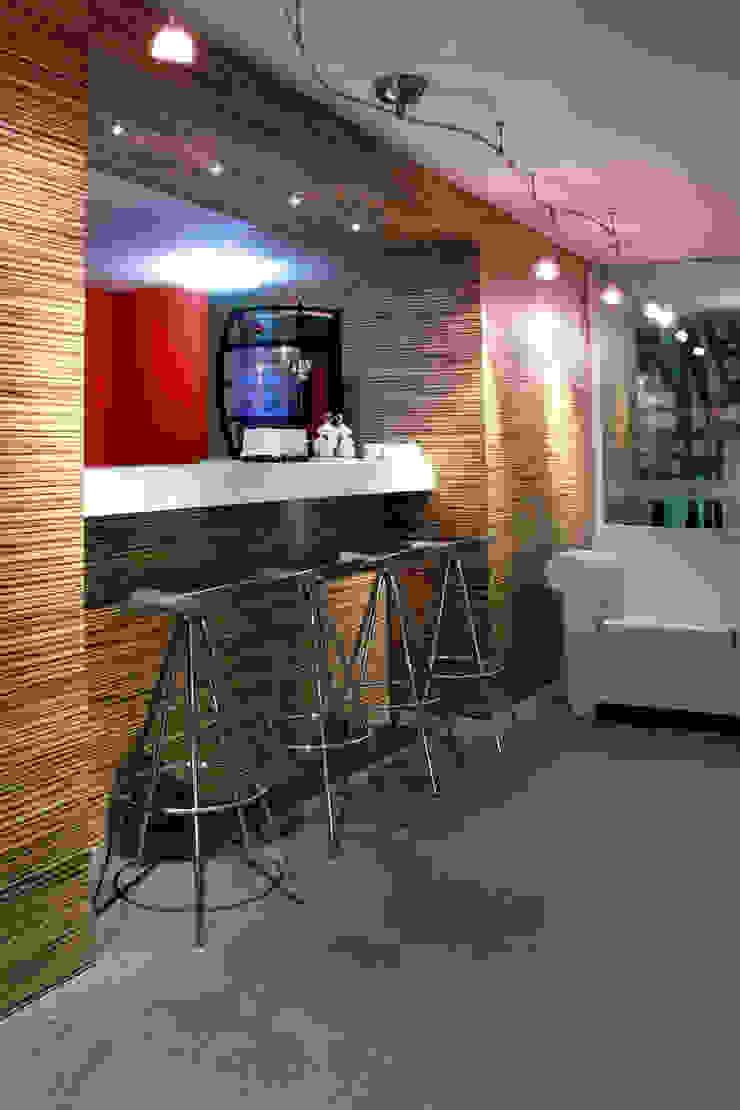 Hotel Howard Johnson Comedores modernos de DIN Interiorismo Moderno